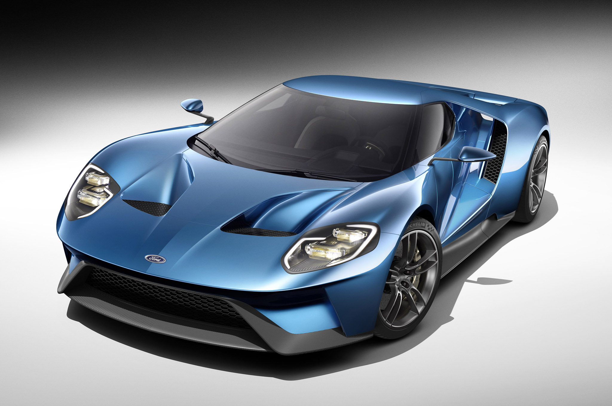 Everything We Know About the New Ford GT