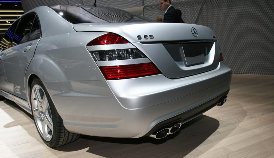 2007 Mercedes-Benz S65 AMG - 2007 New Cars - Automobile ...
