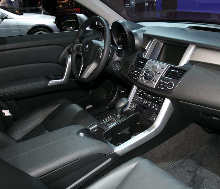 2007 Acura Tl Type S Navigation >> 2008 Acura RDX - 2008 & 2009 Future Cars Sneak Preview ...