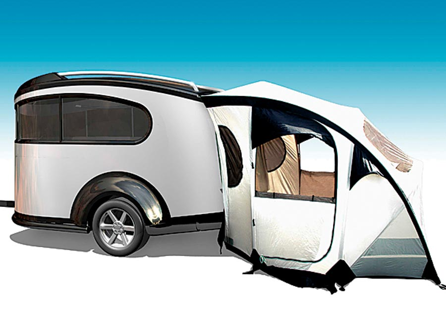 In Gear: Dude, Sweet Airstream - In Gear Online - Automobile Magazine