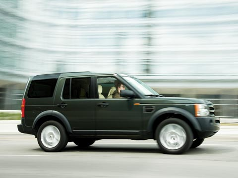 2005 land rover lr3 four seasons test four seasons test and review automobile magazine. Black Bedroom Furniture Sets. Home Design Ideas