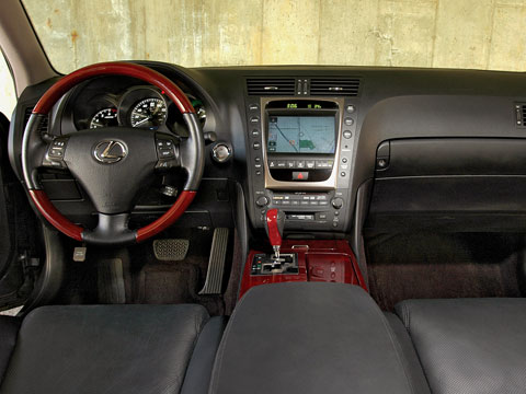 2006 Lexus GS430 - New Car, Truck, and SUV Road Tests and ...