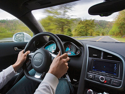 96 Hours with the Audi R8 - Latest News, Features, and ...