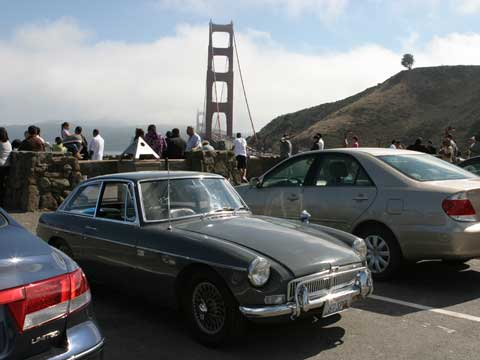 1967 mgb gt special driving from california to michigan automobile magazine