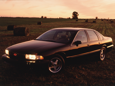1994-1996 Chevy Impala SS - Collectible Classic - Latest ...