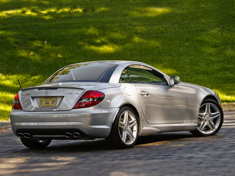 Big Valley Ford >> 2009 Mercedes Benz SLK 55 AMG - Mercedes Benz Luxury ...