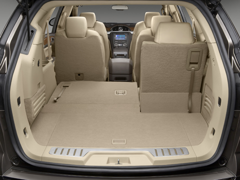 2008 Buick Enclave CXL - Buick Crossover SUV Review ...