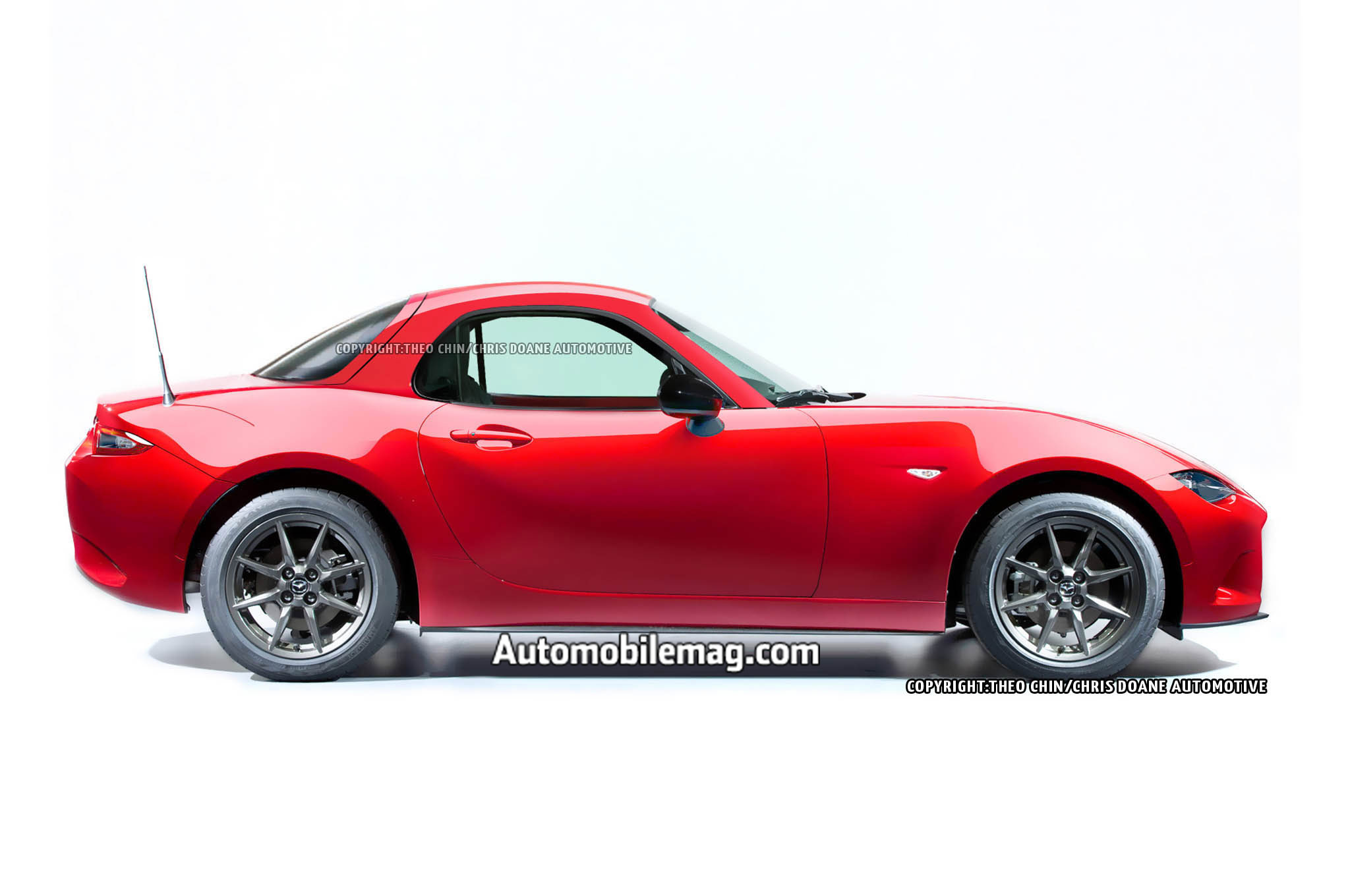 should mazda build an mx-5 miata coupe?
