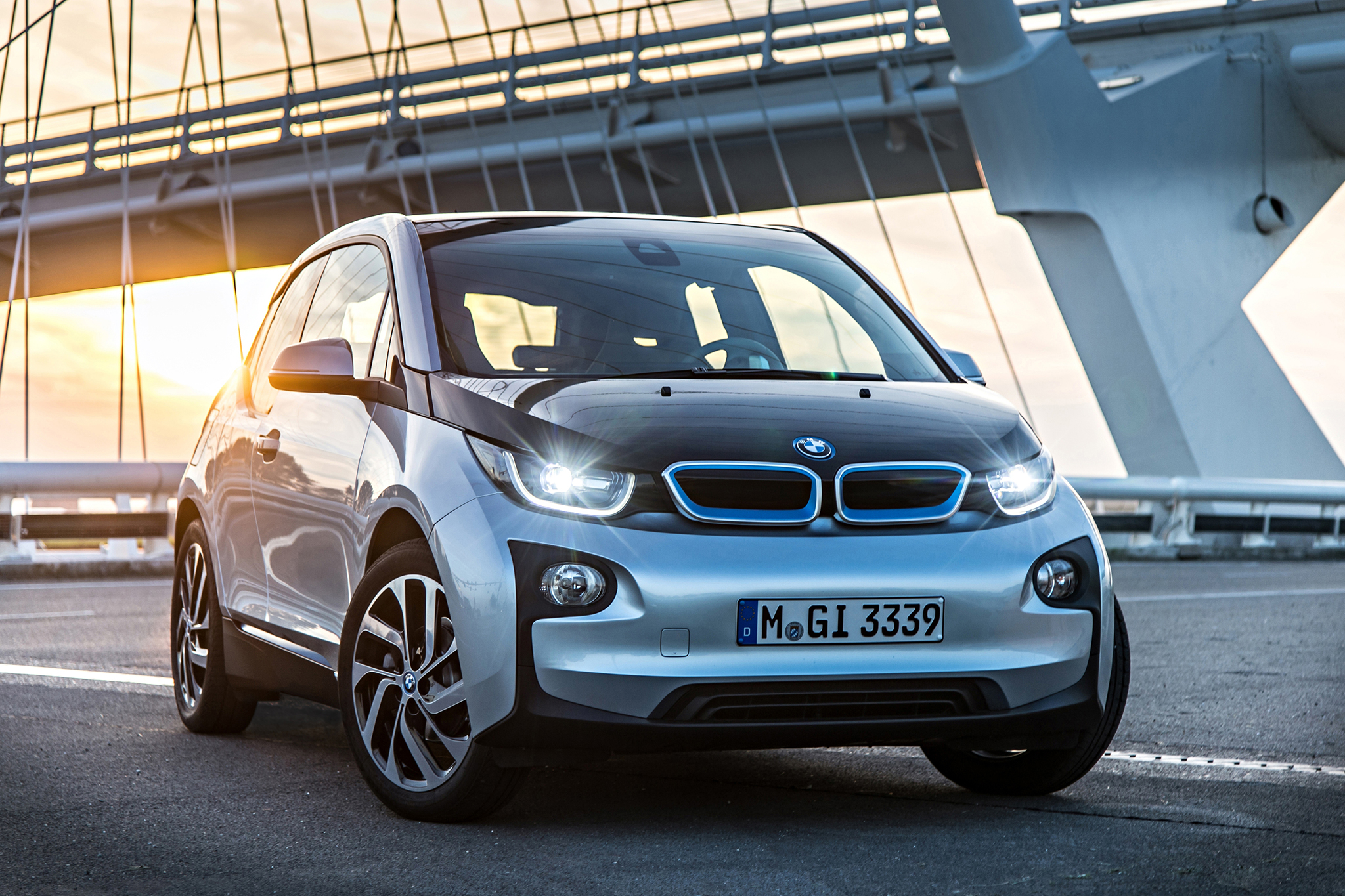 Driving the 2014 BMW i3 in the Real World