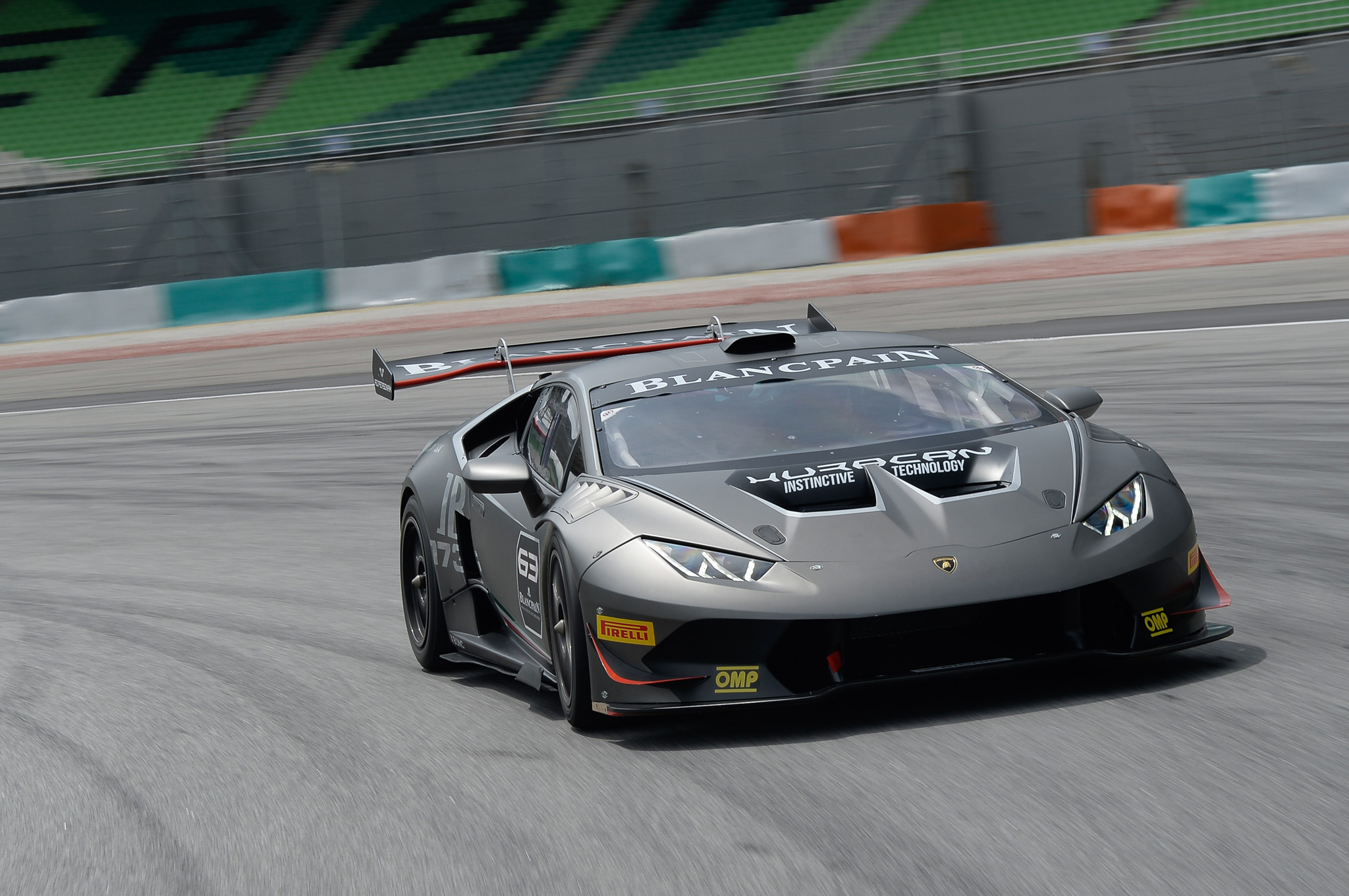 3d16647c6f8 Lamborghini Huracan LP 620-2 Super Trofeo Review