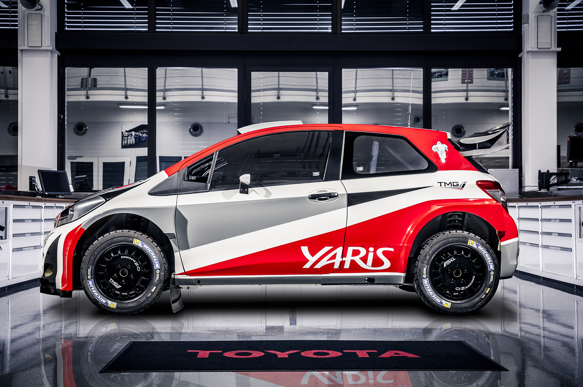 Toyota Returns To Rallying With The Yaris Wrc After 18 Year Hiatus