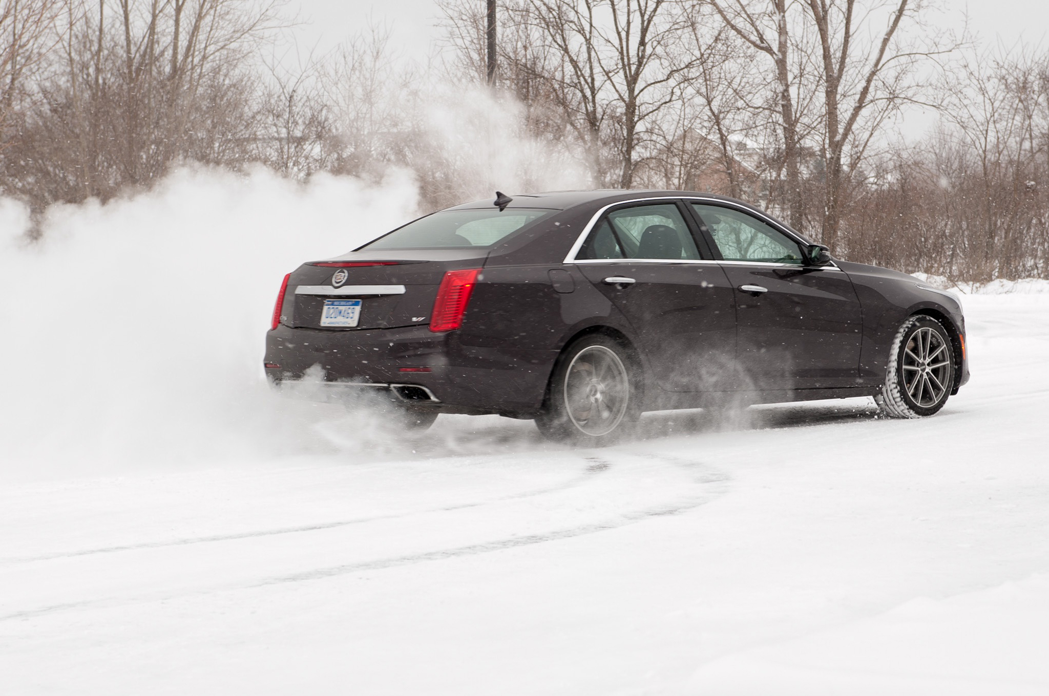 2014 Cadillac Cts Vsport The Shortcomings