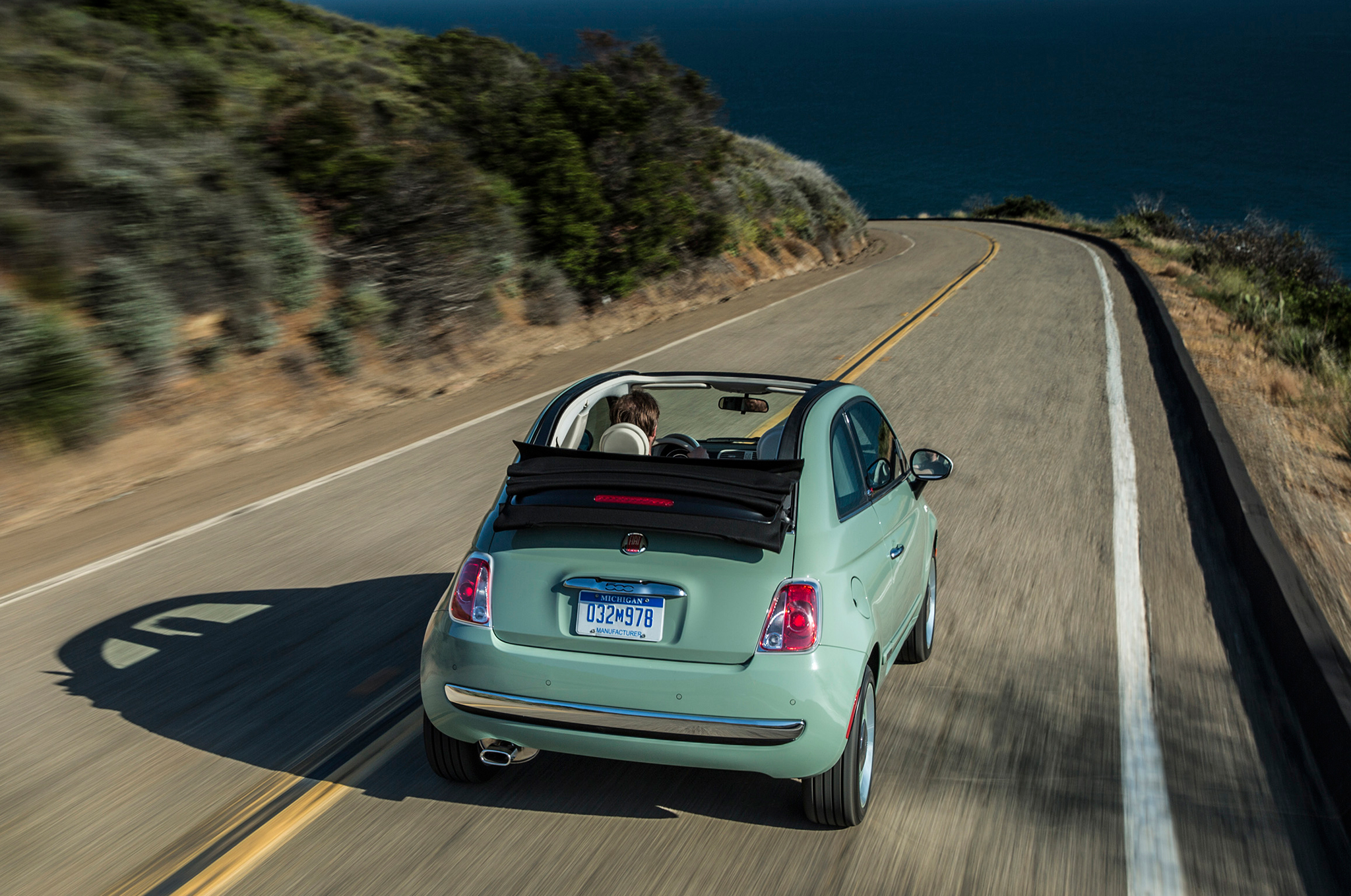 2015 Fiat 500 1957 Edition Spreads To Convertible Model