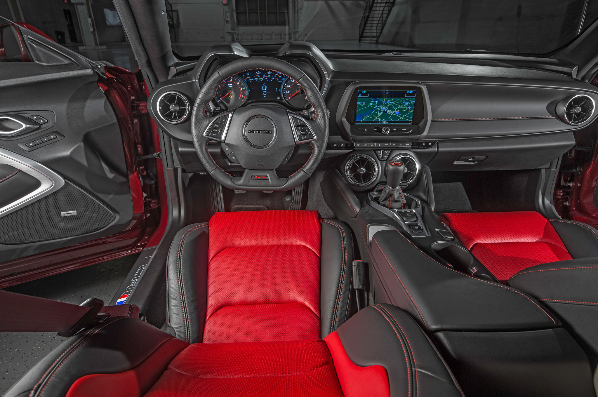 Fine 2016 Chevrolet Camaro Revealed Inside The New Sixth Gen Gmtry Best Dining Table And Chair Ideas Images Gmtryco