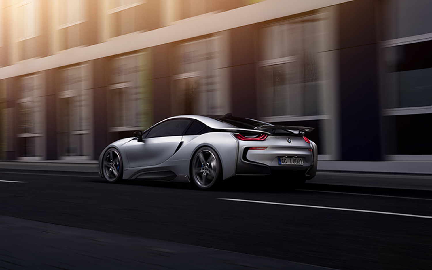 Ac Schnitzer Creates Upgrade Package For Bmw I8