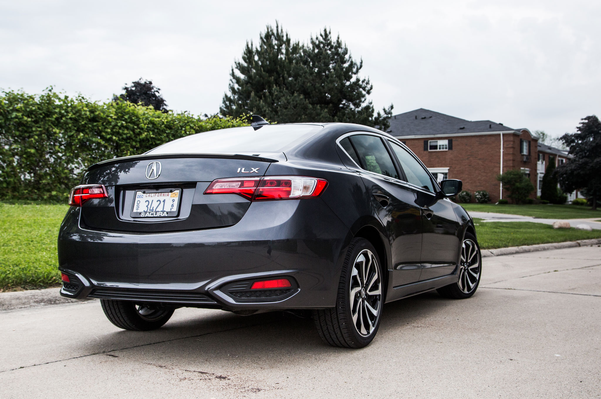 2016 Acura ILX A-Spec Second Drive Review