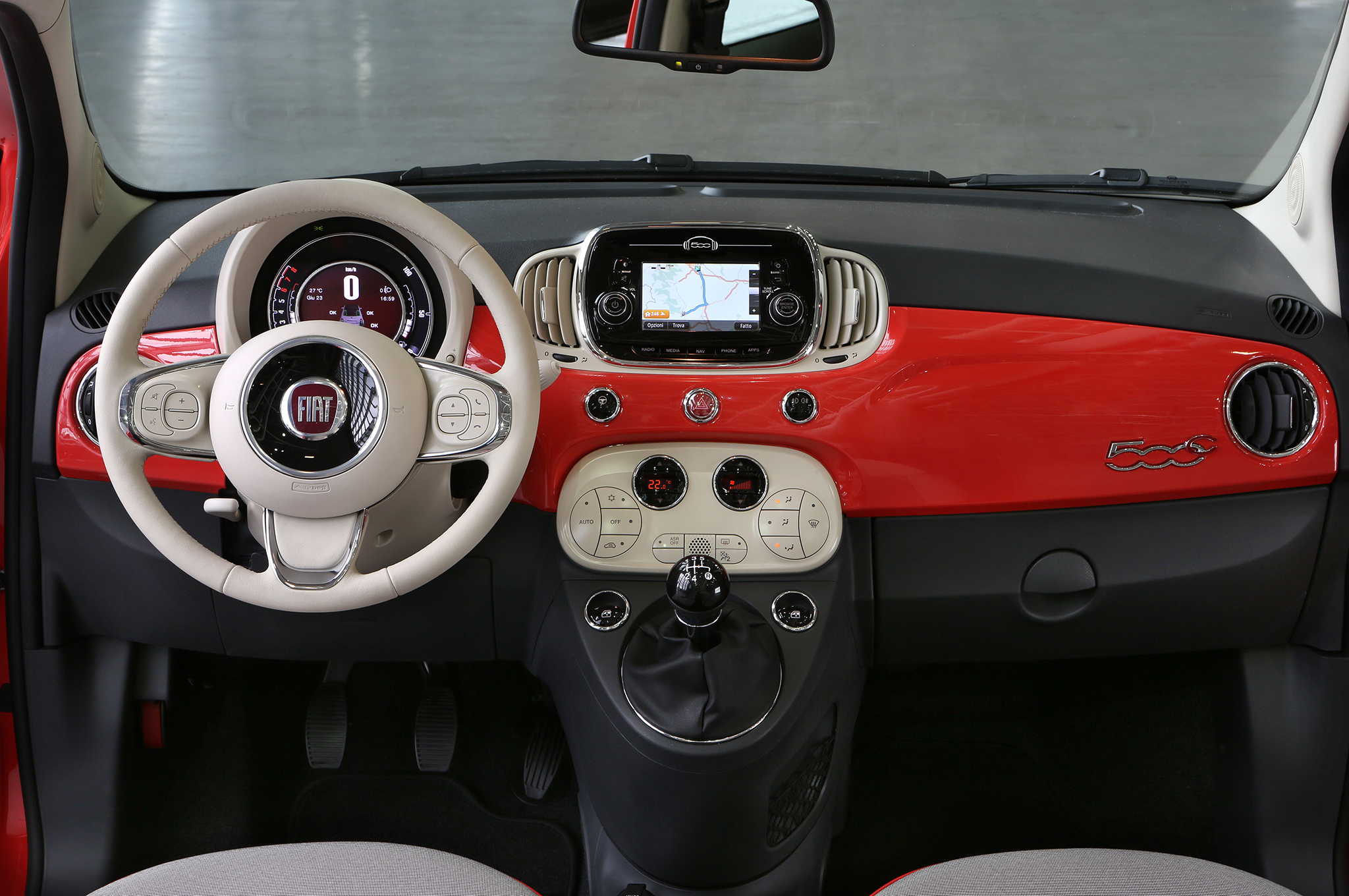 2016 Fiat 500 Abarth >> 2016 Fiat 500 Refreshed With New Look More Efficient Engines