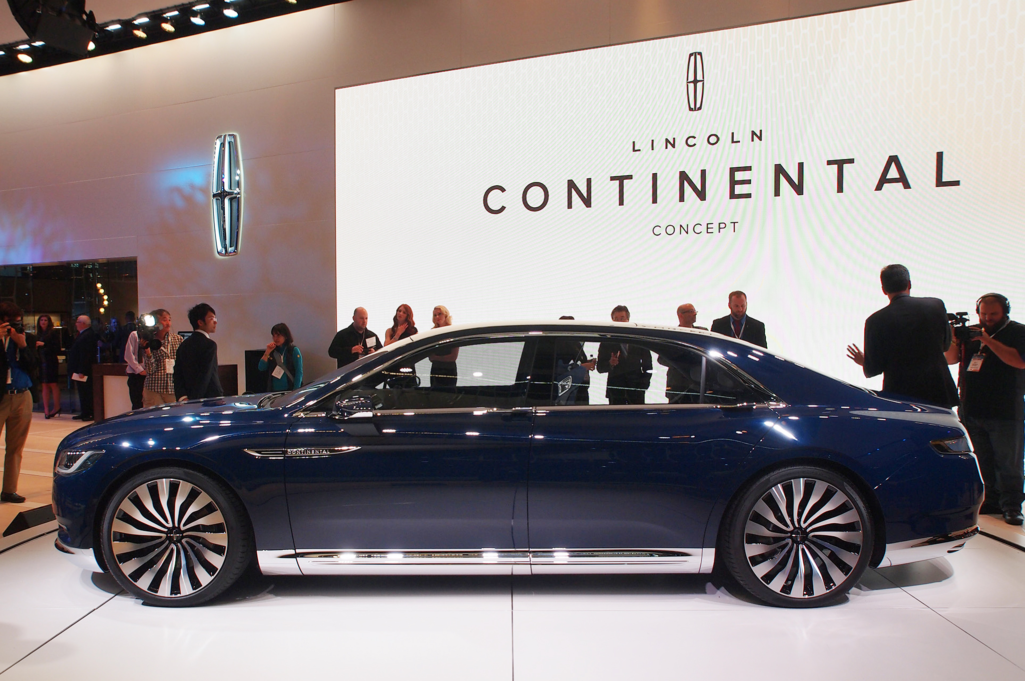 Lincoln Continental Assembly Confirmed For Flat Rock Michigan Plant