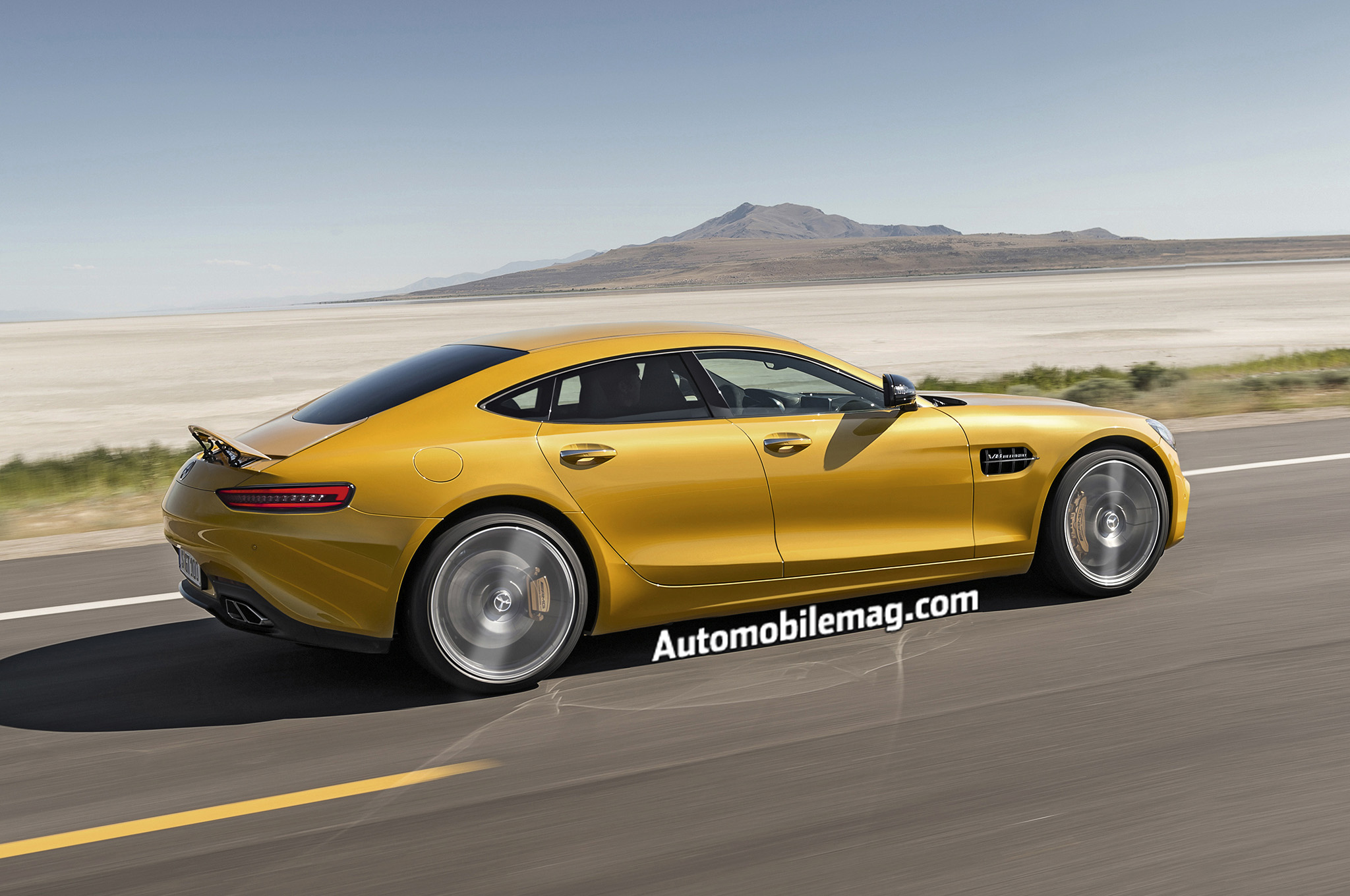 deep dive: mercedes-amg gt4 comes to market in 2018