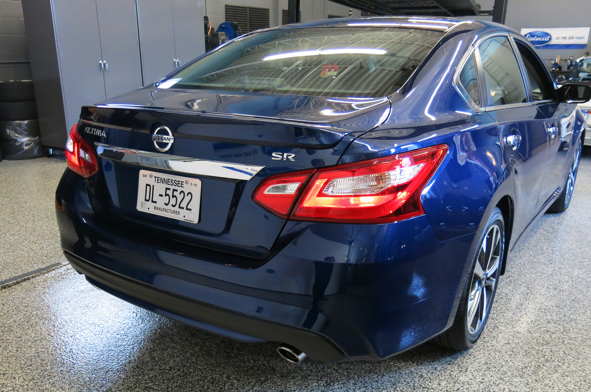 5 Things to Know about the 2016 Nissan Altima