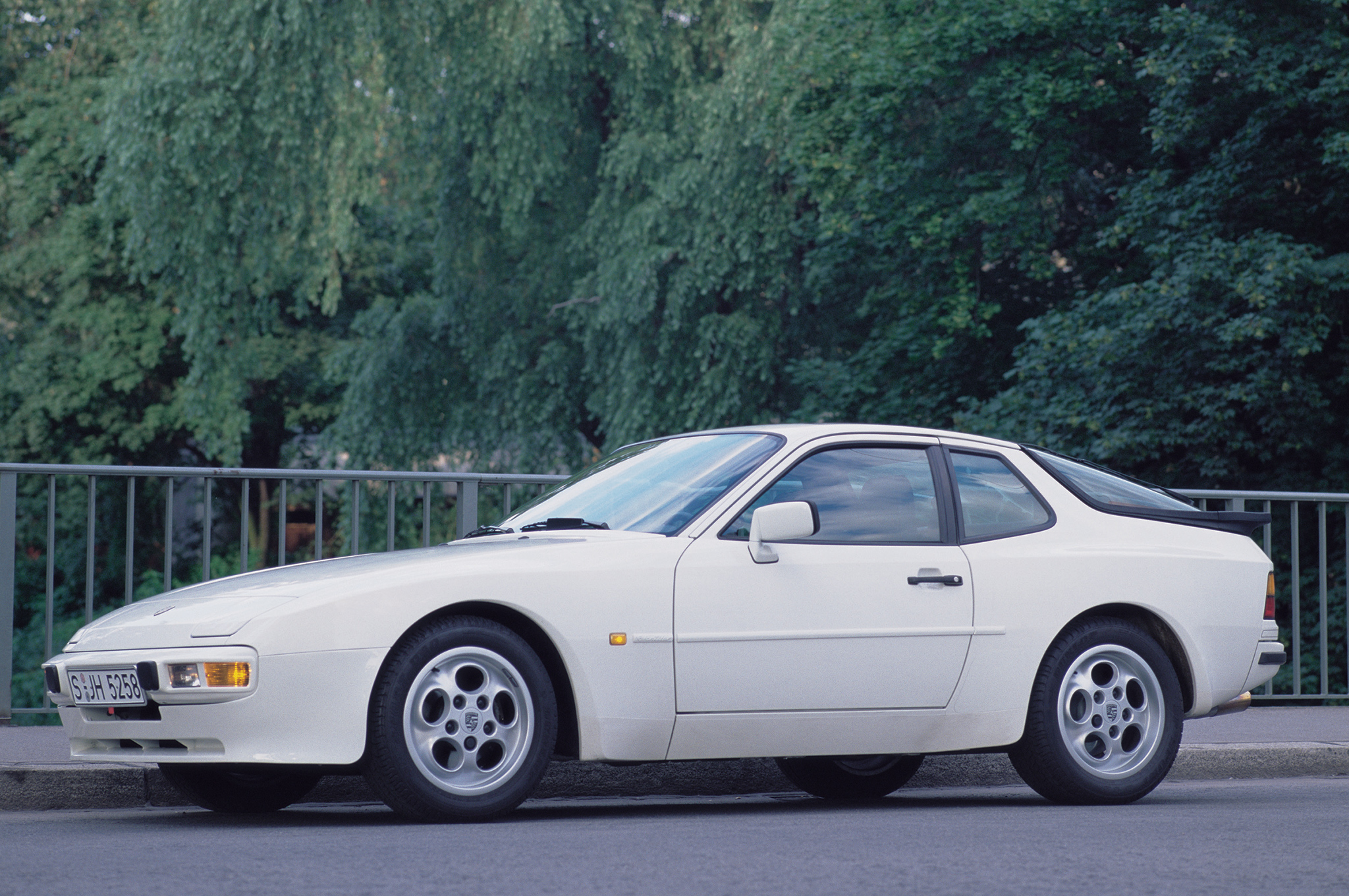 How To Buy 1986 89 Porsche 944 Turbo Wiring Diagrams For 86