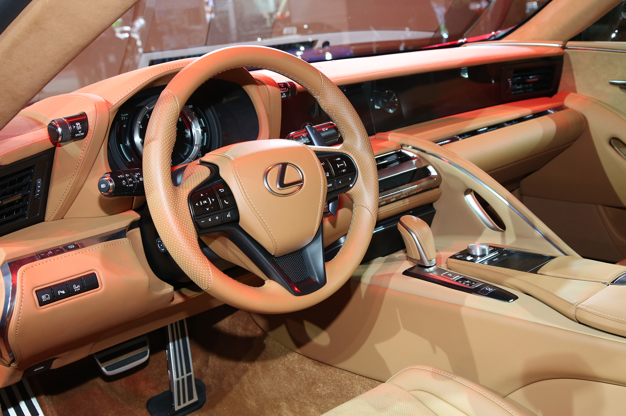 6 Cars We D Like To Take Home From The 2016 Detroit Auto Show