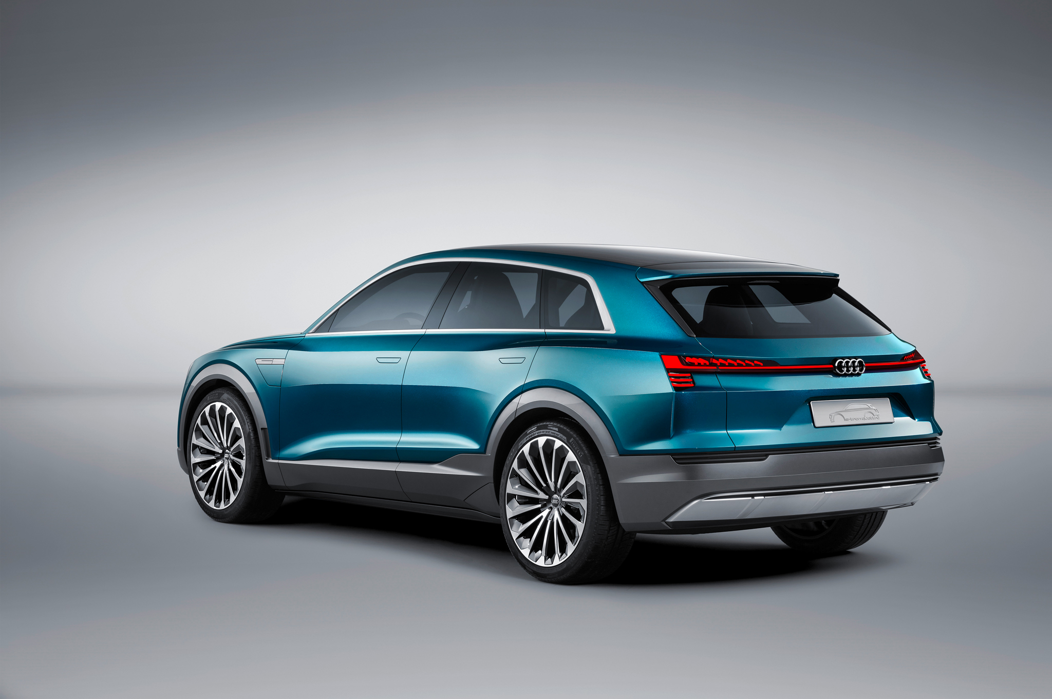 All-Electric Audi Q6 E-tron Coming In 2018 With 300+ Miles