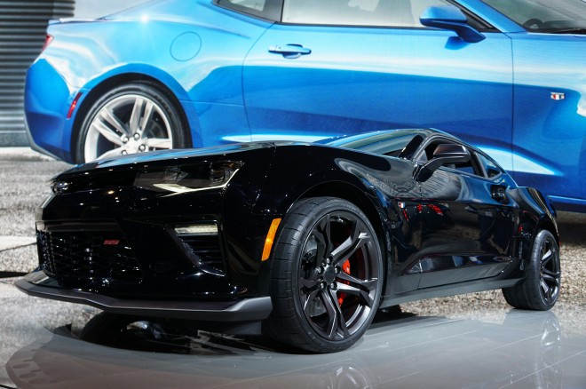 12 Things You Didnt Know About The 2017 Chevrolet Camaro 1le