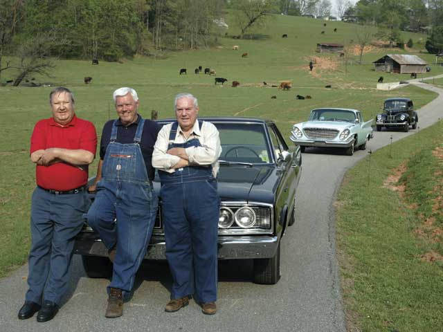 Moonshine Runners & Cars They Drove - History - Hot Rod ...