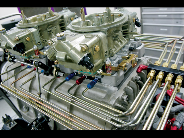 Adding Nitrous To A GM ZZ454 Crate Engine With A Weiand 8-71 Blower