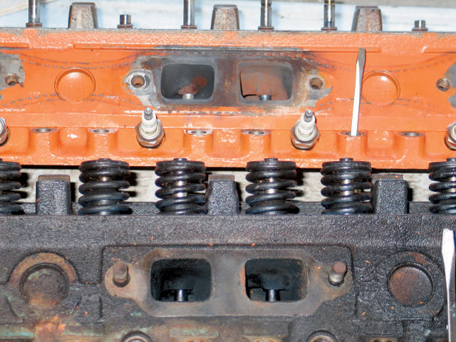 Mopp Hed Z Performance Mopar Cylinder Heads Port Size Differences on Wedge Combustion Chamber