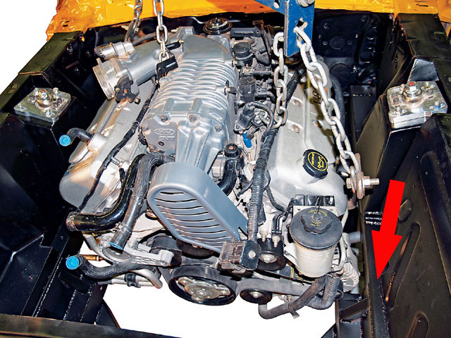 Engine Swap Modern V 8 Swaps Made Simple Hot Rod Network