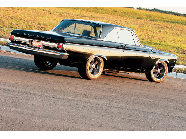 Top Tire Brands >> 1965 Plymouth Belvedere - Hot Rod Network