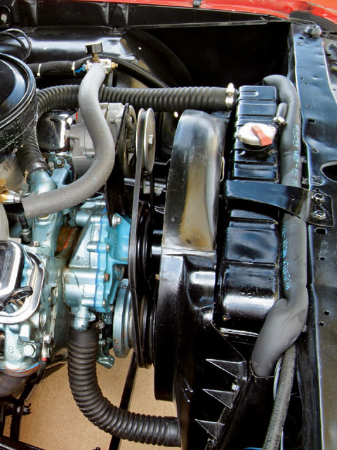 Installing An Improved Pontiac Cooling System High