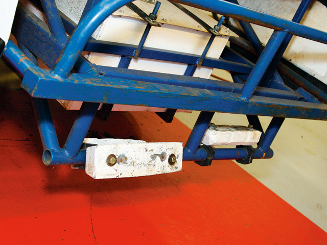 wiring up a street stock race car hobby stock suspension - fine tuning a dirt chassis - hot ...