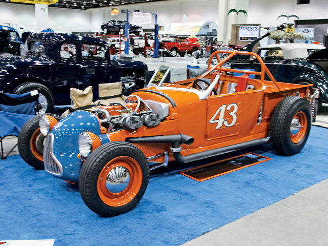 The 56th Detroit Autorama Bringing Together The Top