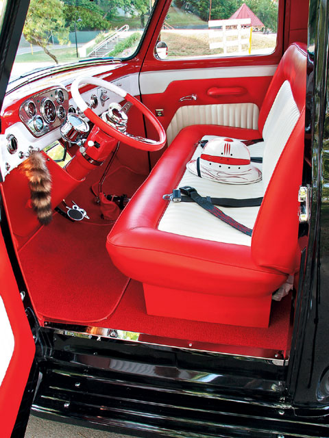 1954 Ford F100 Hot Rod Network