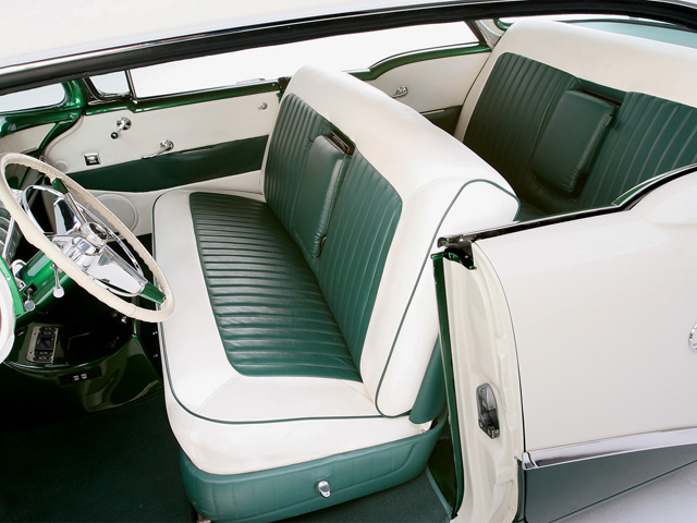Seat Covers For Trucks >> 1955 Buick Special - Hot Rod Network