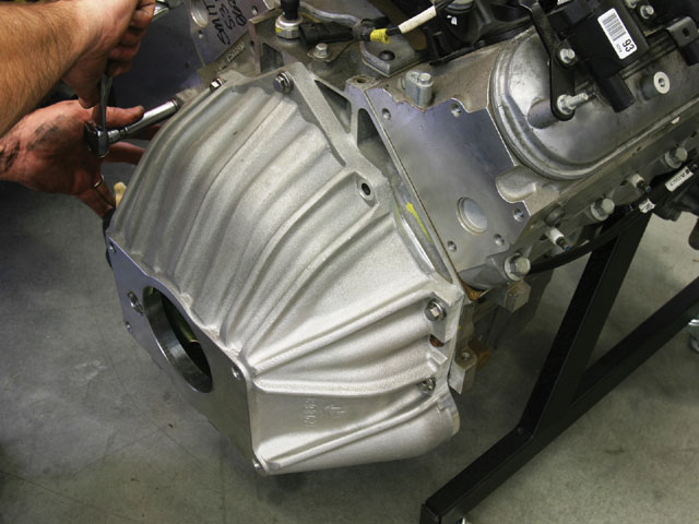 Engine And Transmission Swap Gen Iii Hot Rod Network