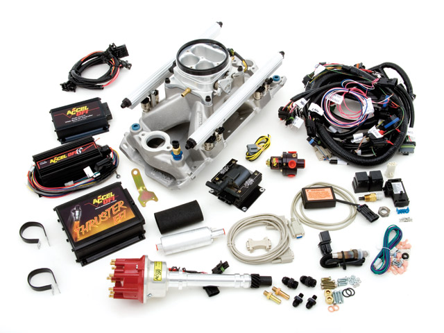 Bolt On Efi Systems The Latest In Fuel Injection Hot