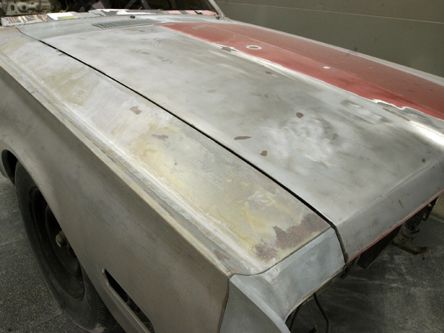Rust Removal Guide - How to Derust Classic Cars - Hot Rod
