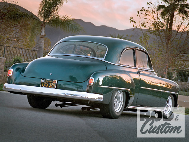 1952 1953 1954 Chevy Two Doors Hot Rod Network