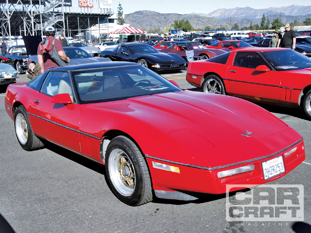 C4 Corvette Project Cars - How To Build An Affordable '84