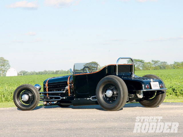 1923 Ford T Modified Roadster Hot Rod Network