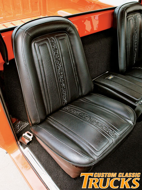 Best Car Seat Covers >> 1969 Chevy C10 Pickup Truck - Hot Rod Network