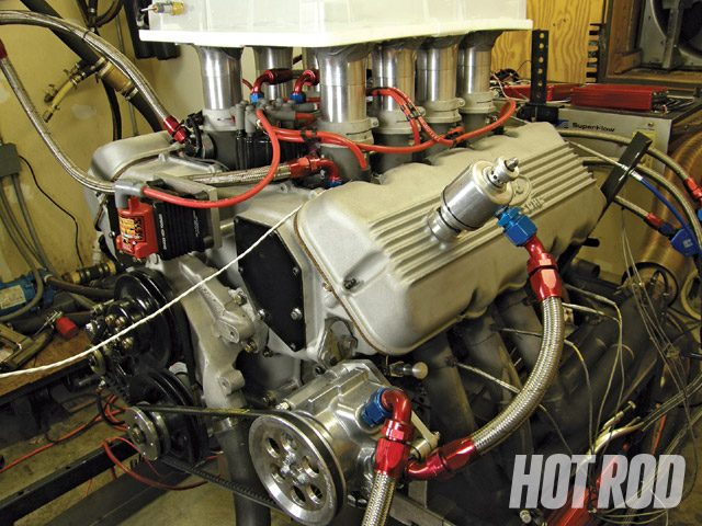 Ford 427 Cammer Build - 800 HP SOHC Big-Block Race Engine Assembly