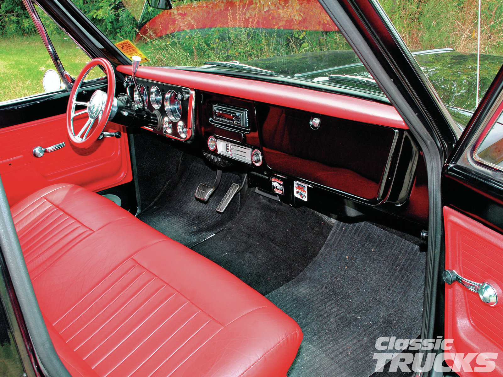 1994 Chevy Bench Seat Cover