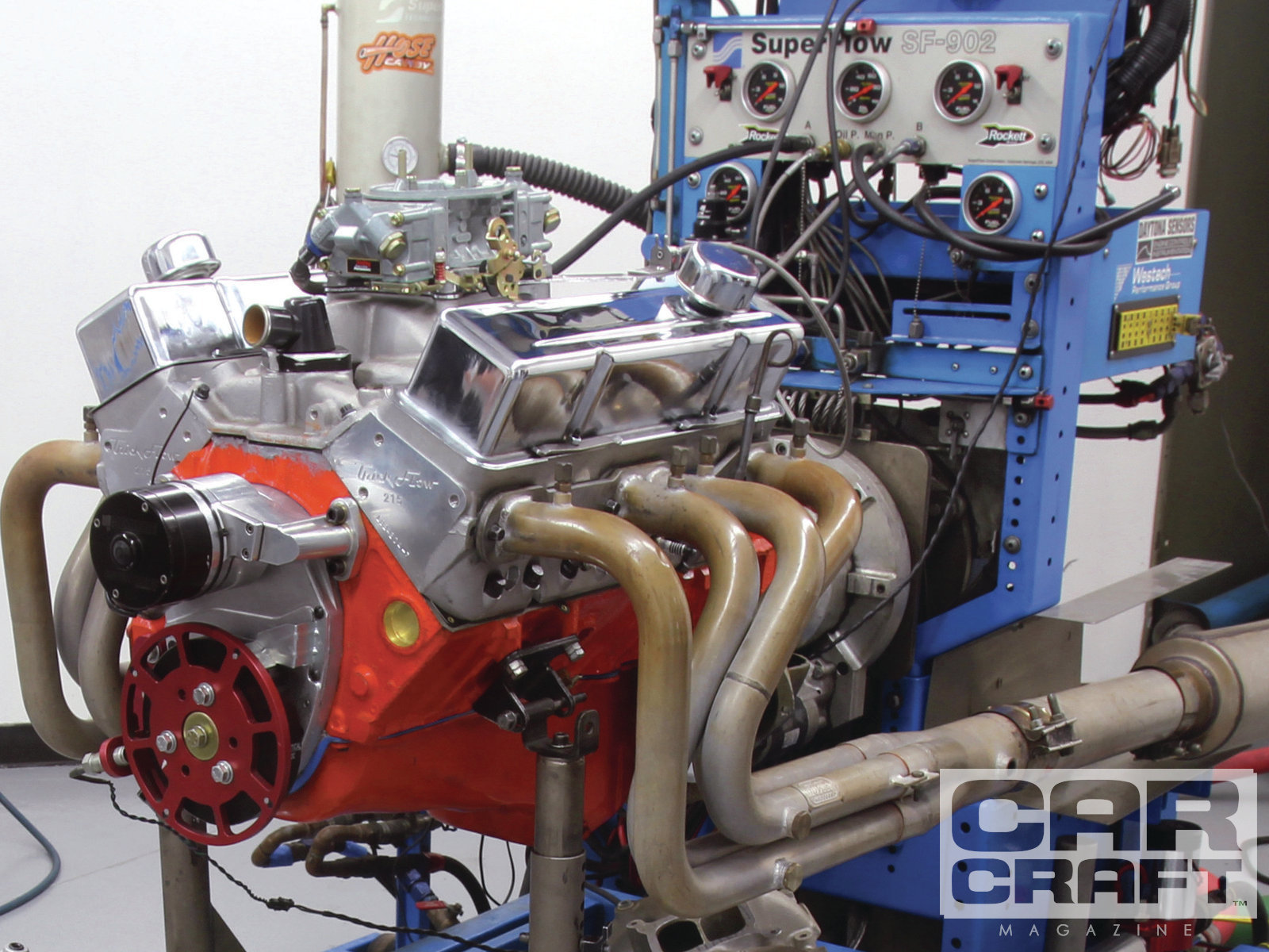 Dual Plane Intake Manifold Comparisons Hot Rod Network 3 5l Engine Oil Flow Diagram Through It All Our Rodney 406 Braved More Than 150 Dyno Pulls And We