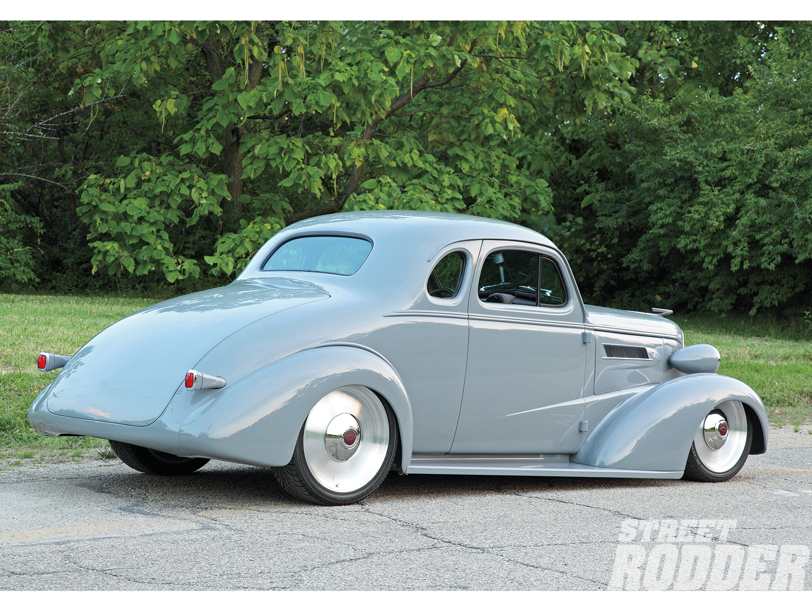 1937 Chevy Coupe - Homer's Odyssey - Hot Rod Network