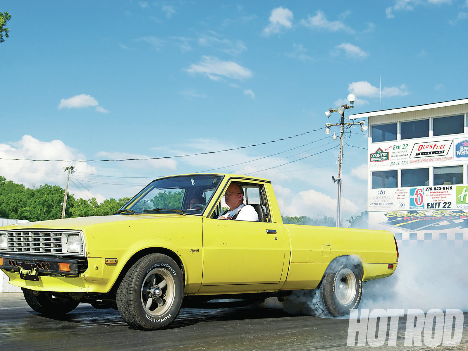 Hot Rod To The Rescue - 1980 Plymouth Arrow - Hot Rod Network